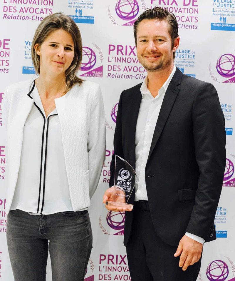 Prix de l'innovation des avocats